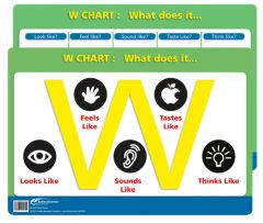 Poster: The Thinking School Tool: W Chart