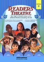 Readers' Theatre: Ten High-Interest Plays with Differentiated Reading Levels - Level 2