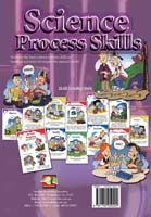 Learning Cards Science Process Skills 12 - A3