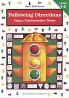 Basic Skills Series: Following Directions - Using a Transportation Theme Levels 1-2