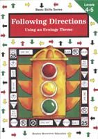 Basic Skills Series: Following Directions - Using an Ecology Theme Levels 4-5