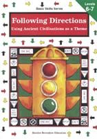 Basic Skills Series: Following Directions - Using Ancient Civilisation as a Theme Levels 6-7