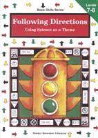 Basic Skills Series: Following Directions - Using Science as a Theme Levels 7-8
