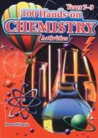 100 Hands-on Activities: Chemistry  Years 7-9