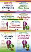Masterminds Riddle Maths: Complete Set of 7