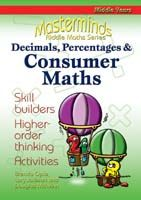 Masterminds Riddle Maths: Decimals, Percentages & Consumer Maths Years 5-8