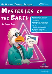 Dr Birdley Teaches Science: Mysteries of the Earth