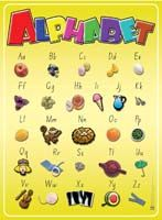 Poster: Ready to Learn - Alphabet (NSW, NT, SA & Tas)