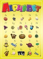 Poster: Ready to Learn - Alphabet (Qld)i
