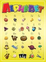 Poster: Ready to Learn - Alphabet (Vic & WA)