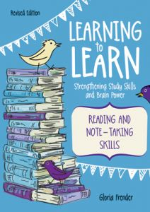 Learning to Learn: Reading and Note-Taking Skills