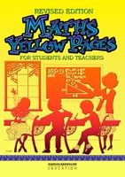 Yellow Pages for Students and Teachers: Maths