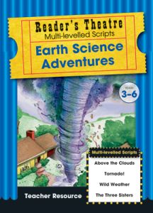 Reader's Theatre Theme Collection Teacher's Resource: Earth Science Adventures