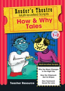 Reader's Theatre Theme Collection Teacher's Resource: How and Why Tales