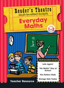 Reader's Theatre Theme Collection Teacher's Resource: Everyday Maths