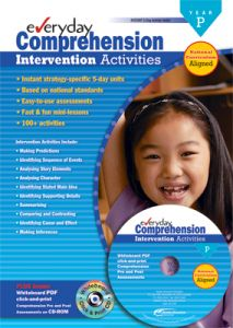 Everyday Comprehension Intervention Activities: Year F-1