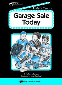 Reader's Theatre: Garage Sale Today (Set of 5)