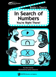 Reader's Theatre: In Search of Numbers: You're Right There! (Set of 5)