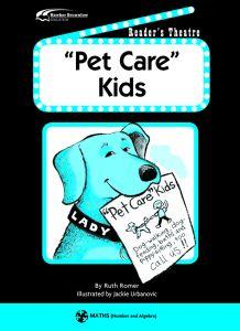 "Reader's Theatre: ""Pet Care"" Kids (Set of 5)"