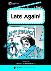 Reader's Theatre: Late Again! (Set of 5)
