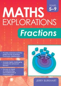 Maths Explorations: Fractions
