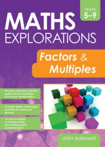 Maths Explorations: Factors and Multiples