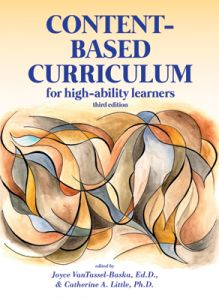 Content-Based Curriculum for High-Ability Learners (3rd ed.)