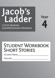 Jacob's Ladder Student Workbook: Year 4, Short Stories, 2nd Edition