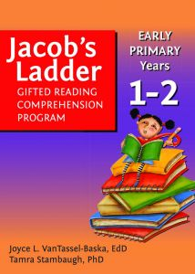 Jacob's Ladder Gifted Reading Comprehension Program: Early Primary Years, 1-2