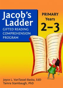 Jacob's Ladder Gifted Reading Comprehension Program: Primary Years, 2-3