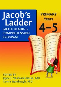 Jacob's Ladder Gifted Reading Comprehension Program: Primary Years, 4-5
