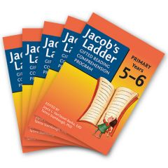Jacob's Ladder Gifted Reading Comprehension Program: Primary Years, 5-6