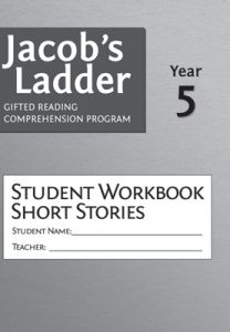 Jacob's Ladder Student Workbook: Year 5, Short Stories, 2nd Edition