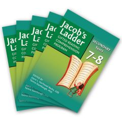 Jacob's Ladder Gifted Reading Comprehension Program: Secondary Years, 7-8