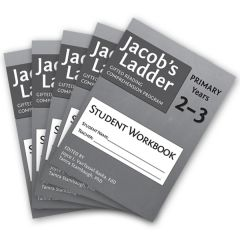 Jacob's Ladder Gifted Reading Comprehension Program: Student Workbook Years 2-3