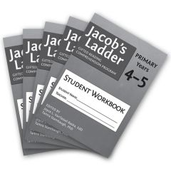 Jacob's Ladder Gifted Reading Comprehension Program: Student Workbook Years 4-5