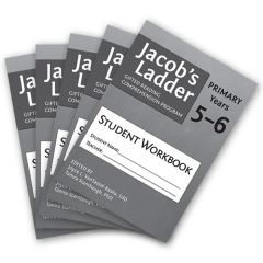 Jacob's Ladder Gifted Reading Comprehension Program: Student Workbook Years 5-6