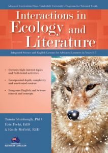Interactions in Ecology and Literature: Integrated Science and English Lessons for Advanced Learners in Years 2-5
