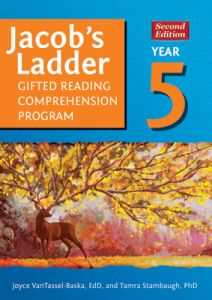 Jacob's Ladder Gifted Reading Comprehension Program, Year 5, 2nd Edition