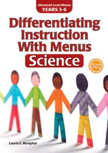 Differentiating Instruction With Menus: Science (Years 3-6) (2nd ed.)