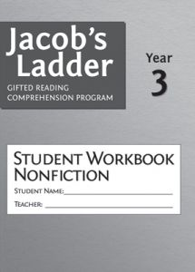 Jacob's Ladder Student Workbook: Year 3, Nonfiction, 2nd Edition
