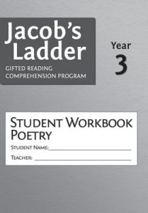 Jacob's Ladder Student Workbook: Year 3, Poetry, 2nd Edition
