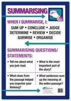 Poster: Strategies to Engage the Mind of the Learner: Reciprocal Teaching - Summarising
