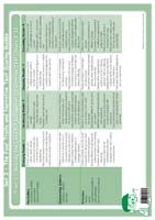 Capturing All of the Reader Through the Reading Assessment System: Memory Mats, Set 3: The Four Traits and Narrative Text Scoring Guides