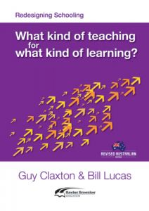 Redesigning Schooling: What kind of teaching for what kind of learning?