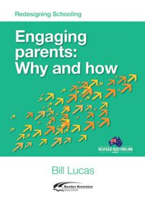 Redesigning Schooling: Engaging parents: Why and how