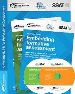 Embedding Formative Assessment Professional Development Pack