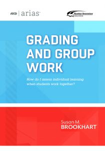 ASCD Arias Publication: Grading and Group Work