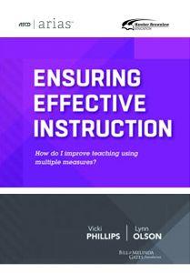 ASCD Arias Publication: Ensuring Effective Instruction