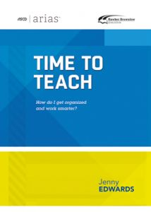 ASCD Arias Publication: Time To Teach